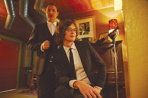 <b>ALL GROWN-UP:</b> It's been a big year for The Milk Carton Kids (from left: Kenneth Pattengale and Joey Ryan), who recently shared the stage with some of folk music's biggest stars (and John Goodman) as part of the documentary <i>Another Day, Another Time: Celebrating the Music of Inside Llewyn Davis</i>.