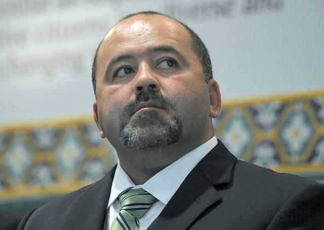 Assistant Superintendent Emilio Handall