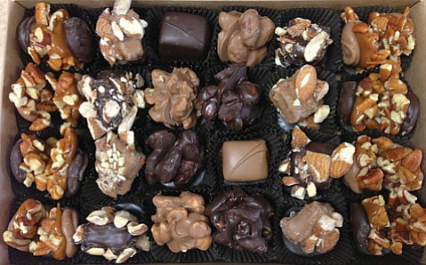 Stafford's Famous Chocolates