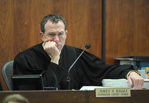 Judge James F. Rigali