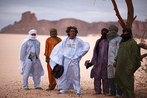 Tinariwen will be at UCSB on October 26.
