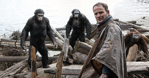 <em>Dawn of the Planet of the Apes</em>NATURAL SELECTION:  Rising above its B movie origins, <i>Dawn of the Planet of the Apes</i> makes for a compelling sequel grounded in moody natural settings.