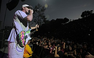 Slightly Stoopid at the Santa Barbara Bowl (July 25, 2014)