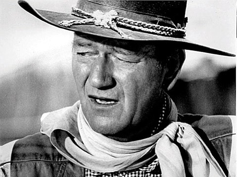 <b>CHESS CHEAT?</b>  John Wayne, according to congressional candidate Chris Mitchum, could play a red-hot game of chess.