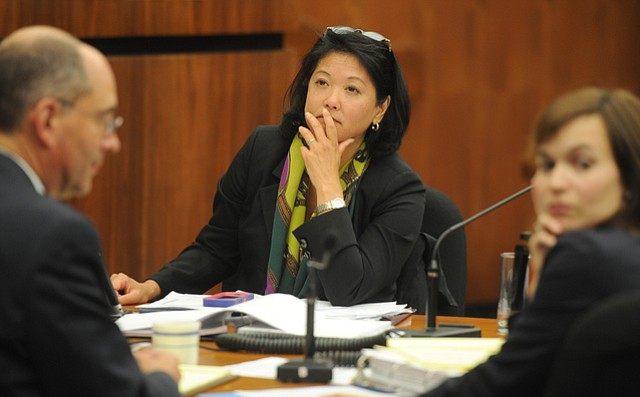 "<b>MAJOR MISSIVE:</b>  Of the tribe's plans, county CEO Mona Miyasato said, ""The county looks forward to hearing more about the project's off-reservation mitigation measures."""