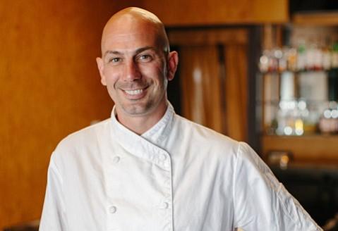 Chef David Rosner