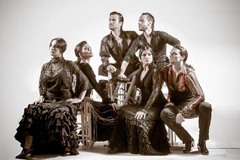 Compañía Manuel Liñán presents the U.S. premiere of Nómada during this year's Flamenco Arts Fest.