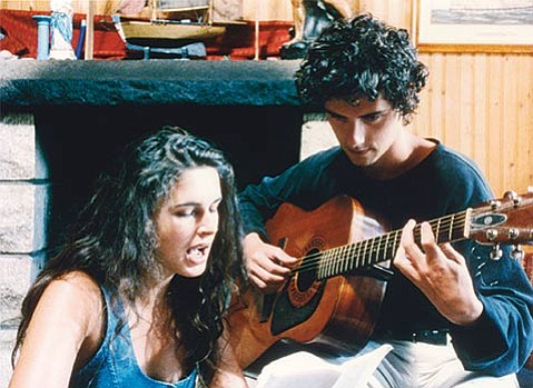 <b>THE GRADUATE, PART DEUX:</b>  Arriving stateside for the first time since its 1996 French release, <i>A Summer's Tale</i> traces the summer flings of a guitar-wielding graduate (Melvil Poupaud).