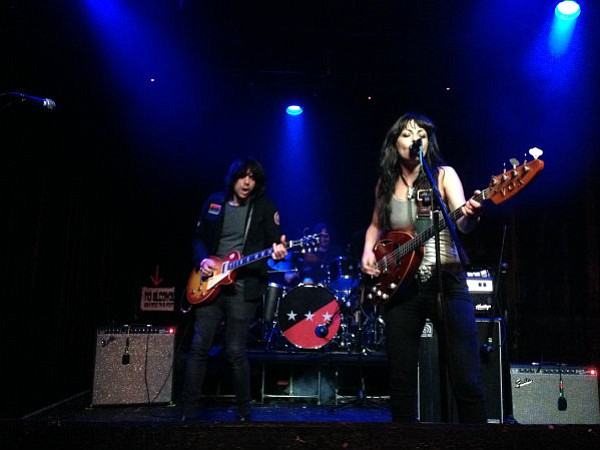 The Last Internationale at Velvet Jones