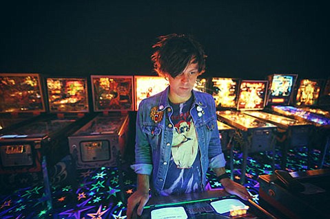 <b>GAME ON:</b>  This Wednesday, folk-rocker Ryan Adams returns to the Arlington Theatre in support of his latest, self-titled album.