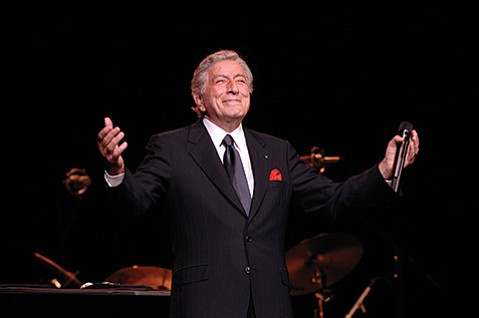 <b>ALL SMILES:</b> Last week, jazz icon Tony Bennett released his 57th studio album, a collection of duet standards with Lady Gaga.