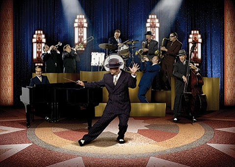 <b>SWING KIDS: </b>Ventura's Big Bad Voodoo Daddy has been championing a mix of jump blues and jazz for more than 20 years.