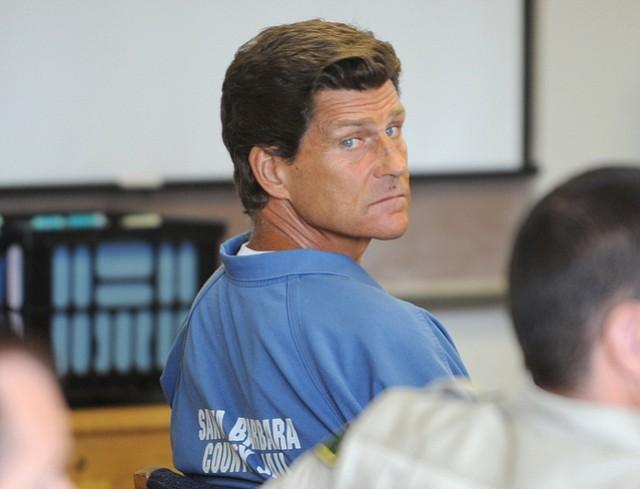 David Prenatt in court (October 9, 2014)