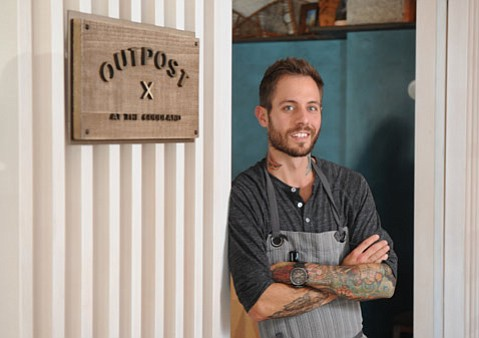 <b>WINDY CITY TO BURBS:</b>  Chef Derek Simcik came from Chicago to give Goleta a kick in the culinary butt.