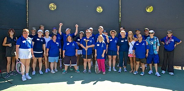 The Tennis Club of Santa Barbara hosted the fifth annual Special Olympics Tennis Classic.