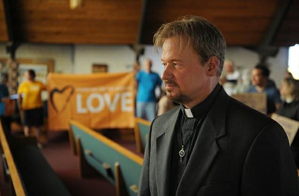 Pastor Frank Schaefer vigil (Oct. 16, 2014)