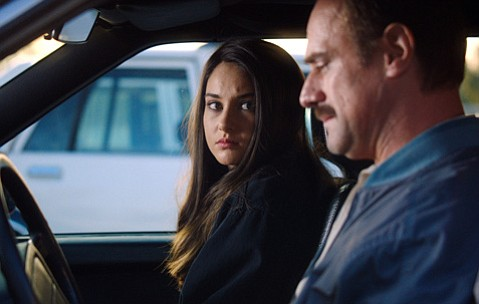 <b>O MOTHER, WHERE ART THOU?</b>  Starring alongside Christopher Meloni, Shailene Woodley plays a teenager whose mother mysteriously disappears in<i> White Bird in a Blizzard</i>.