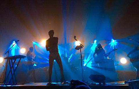 Young the Giant at UCSB's Thunderdome