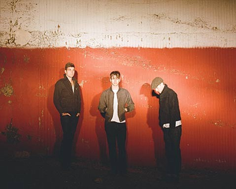 <b>PUMP IT UP:</b> Los Angeles indie rockers Foster the People (from left: Cubbie Fink, Mark Foster, and Mark Pontius) close out the Santa Barbara Bowl season this Saturday, November 15.