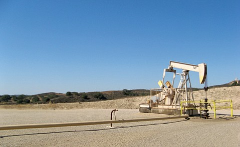 Santa Maria Energy oil well.