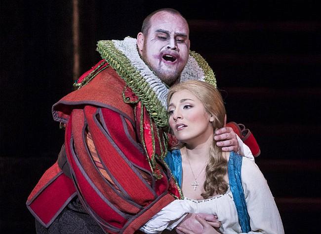 Opera Santa Barbara does <em>Rigoletto</em> at the Granada Theatre on November 7.