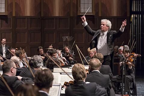 Jiří Bělohlávek, conductor.