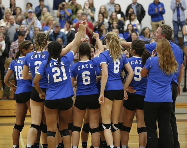Cate is trying to bring home the school's first CIF-SS volleyball title since 1991.