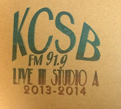 KCSB Live in Studio A 2013-2014