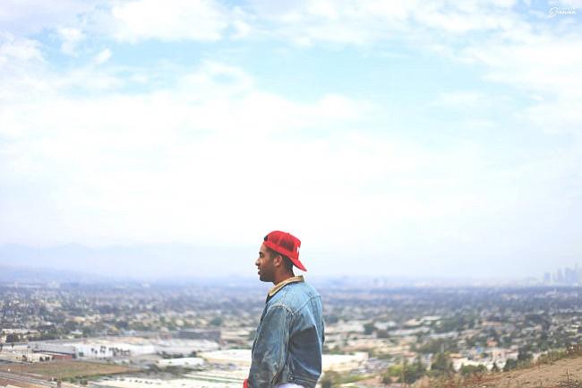 HOME SWEET HOME: Ventura rapper KYLE brings his upbeat beats to Velvet Jones on Friday, December 5.