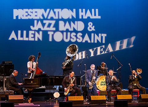 New Orleans Legends - The Preservation Hall Jazz Band 11/25/14 Lobero Theatre Live