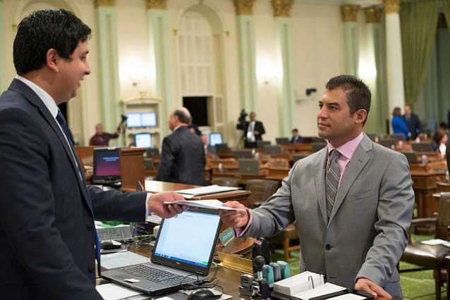 Das Williams introduces Assembly Bill 3