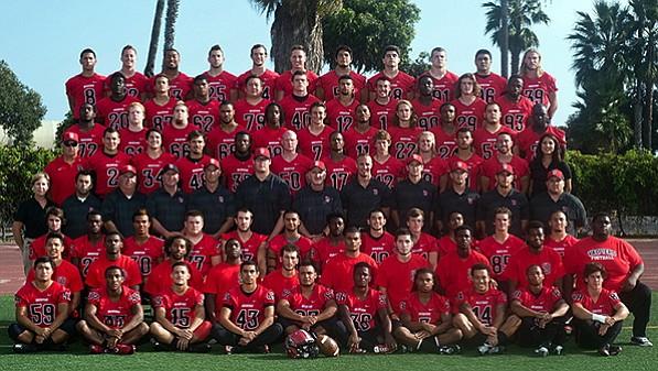 SBCC football team