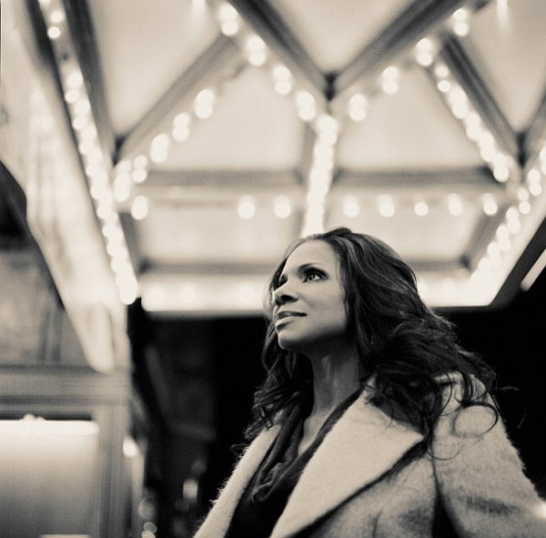 DISCERNING TASTE:  Tony and Grammy winner Audra McDonald just might be her own worst critic.