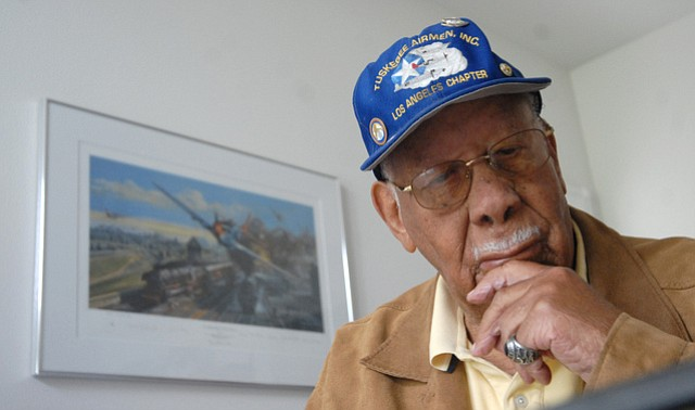 Lowell Steward at his home in Oxnard, CA (June 1, 2007)
