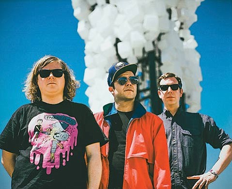 """<strong>THE FUTURE'S SO BRIGHT: </strong> Baltimore synth-pop act Future Islands spent the majority of 2014 becoming the best new thing in indie music. Their hit """"Seasons (Waiting on You)"""" is a perfect anthem for starting the New Year right."""