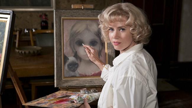 Amy Adams stars as painter Margaret Keane in <em>Big Eyes</em>.