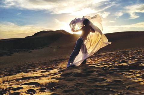 <b>SBIFF-Y: </b>This year's film fest brings <i>Desert Dancer</i>, which is about young Iranians who braved the country's ban on dancing.