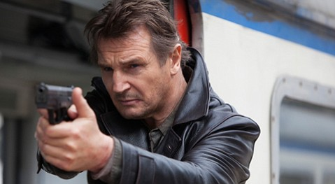 <b>BACK IN ACTION:</b>  Liam Neeson reprises his role as ex-covert operative Bryan Mill for <i>Taken 3</i>.