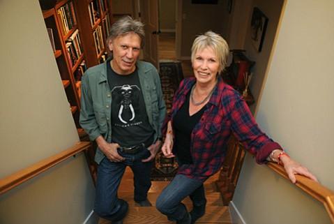John and Jutta Kay
