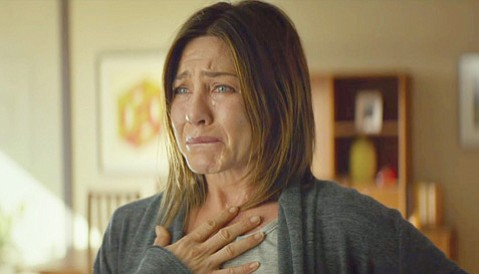 Jennifer Aniston in <em>Cake</em> +