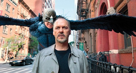 Michael Keaton in <i>Birdman</i>