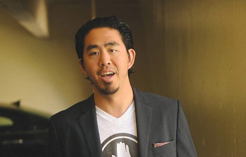Jonathan Wang, president of the Adsum Education Foundation