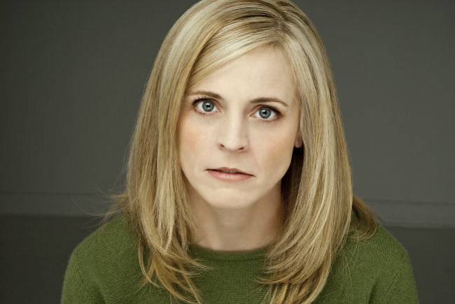 FUNNY LADY: Maria Bamford gets all weird and uncomfortable at the Lobero Theatre on Sunday, March 1.