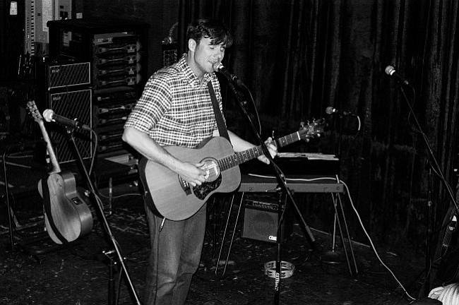 Jim Adkins at Velvet Jones on Monday, February 23