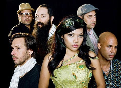 <b>MUSICAL MELTING POT:</b>  L.A. band Dengue Fever has been successfully mixing the sounds of '60s Cambodian pop with Afrobeat drums, Latin rhythms, and classic American rock 'n' roll for nearly 15 years. The band plays SOhO on March 13.