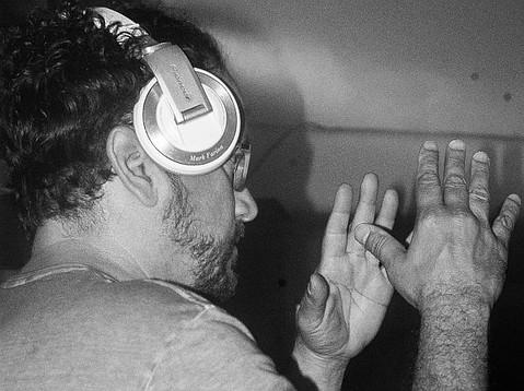 DJ Mark Farina at EOS Lounge