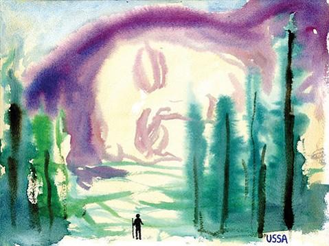 "Zachary Cahill's ""USSA Dream"""