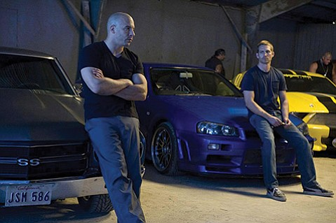 <em>Furious 7</em>