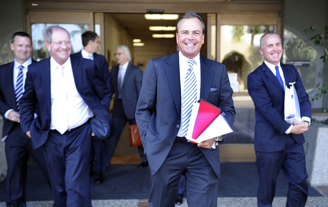 Santa Barbara County Supervisors give final approval to Rick Caruso's plans for the Miramar (April 14, 2015)