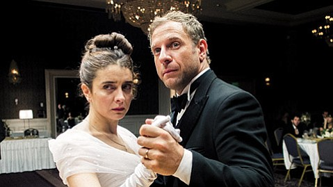 """<b>VENGEANCE FOR ALL:</b>  The six stories in Wild Tales deal with humans turning away from their humanity. Érica Rivas stars in """"Hasta que la muerte nos separe"""" as a bride who finds out her husband-to-be has been cheating on her."""